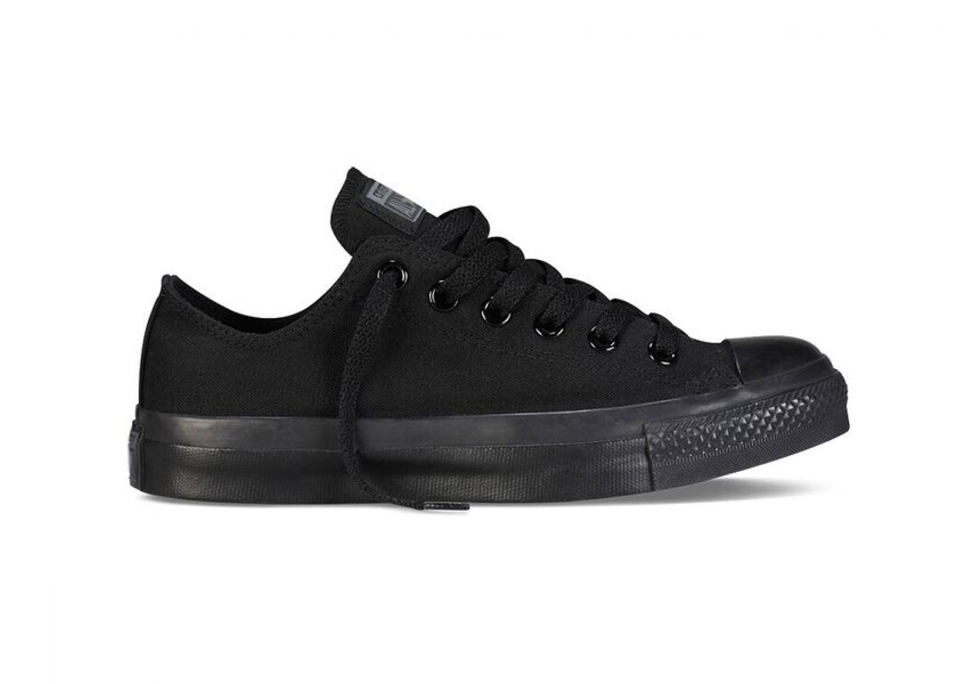 Čierne Converse Chuck Taylor All Star Ox Monochrome 6af1ba70c13