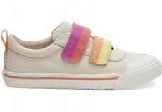 Detské béžové tenisky TOMS Youth Doheny Sneakers