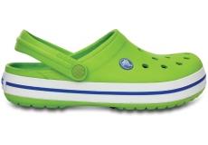 Crocband Volt Green/Varsity Blue M5/W7