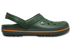 Crocband Forest Green/Slate Grey  M5/W7