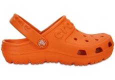 Hilo Clog Kids Orange C4