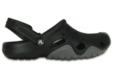 Swiftwater Clog - Black/Charcoal M8