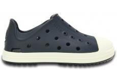 Crocs Bump It Shoe Kids - Navy/Oyster C6