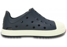 Crocs Bump It Shoe Kids Navy/Oyster