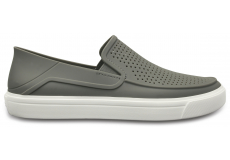 CitiLane Roka Slip-on M Smoke/White M10