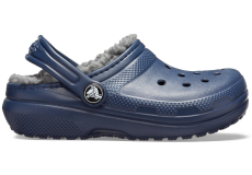 Classic Lined Clog K Navy/Charcoal C10