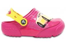 CrocsFunLab Lights Cars 3 Clog - Flame C10