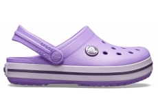 Crocband Clog K - Purple C10