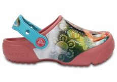 CrocsFunLab Disney Vaiana Clog - Blossom C10