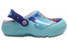 CrocsFunLab Lined Frozen Clog IBlu C6