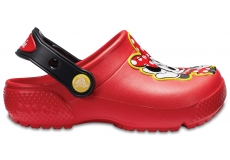 Crocs Fun Lab Minnie Clog K Flame C6