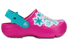Crocs Fun Lab Frozen Clog K Candy Pink C6
