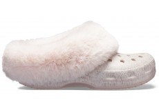 Classic Mammoth Luxe Radiant Clog - Rose Dust M4W6