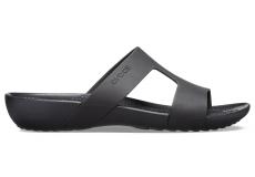 Crocs Serena Slide W Black/Black W10
