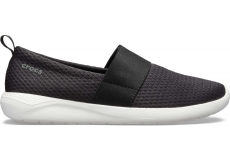 LiteRide Mesh Slip On W Black/White W10