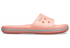 Crocband III Slide Melon/Ice Blue M4W6