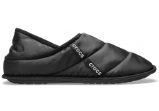 Neo Puff Slipper Black M10W12