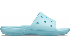 Classic Crocs Slide Ice Blue
