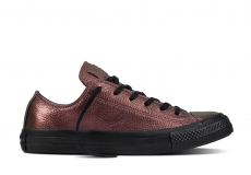 Hnedé Converse Chuck Taylor All Star Iridescent Leather Ox