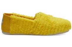10013642-YellowBigBirdFauxFeathersWomensAlpargata-S1
