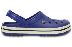 Crocband - Cerulean Blue/Oyster M5/W7