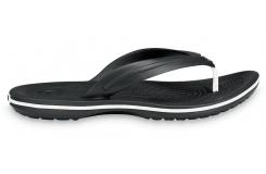 Crocband Flip Black M4/W6