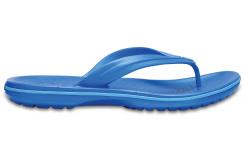 Crocband Flip  Ocean/Electric Blue
