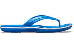 Crocband Flip  Bright Cobalt/White
