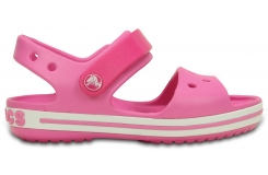 Crocband Sandal Kids - Candy Pink/Party Pink C7