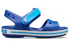 Crocband Sandal Kids Cerulean Blue/Ocean