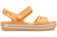 Crocband Sandal Kids Cantaloupe C10