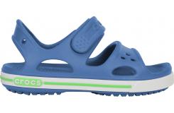 Crocband II Sandal Sea Blue/White C4