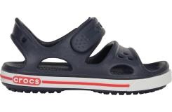 Crocband II Sandal Navy/White C4