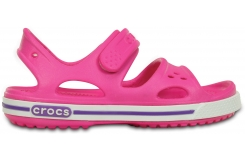 Crocband II Sandal Neon Magenta/Neon Purple C4