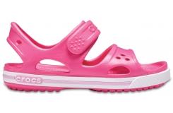 Crocband II Sandal PS Paradise Pink/Carnation C6