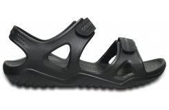 Swiftwater River Sandal M - Black/Black M8