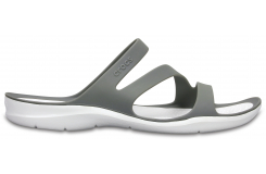 Swiftwater Sandal W - Smoke/White W6