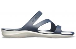 Swiftwater Sandal W Navy/White W10