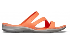 Swiftwater Sandal W Bright Coral/Light Grey W10