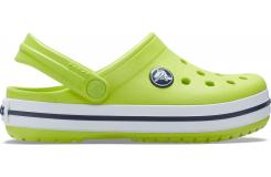 Crocband Clog K Lime Punch