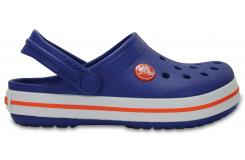 Crocband Clog K Cerulean Blue
