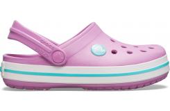 Crocband Clog K Violet/Pool C10