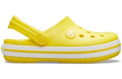 Crocband Clog K Lemon C10