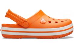 Crocband Clog K Orange