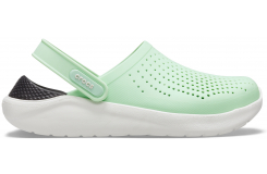 LiteRide Clog Neo Mint/Almost White