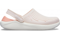 LiteRide Clog Barely Pink/White