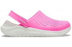 LiteRide Clog Electric Pink/Almost White M4W6