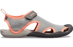 Swiftwater Mesh Sandal W Light Grey/Pearl White W10