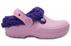 Classic Blitzen III Clog K Ballerina Pink/Ultraviolet
