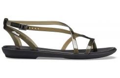 Isabella Gladiator Sandal W Black/Black W5